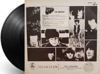 THE BEATLES Rubber Soul Vinyl Record LP Dutch Parlophone
